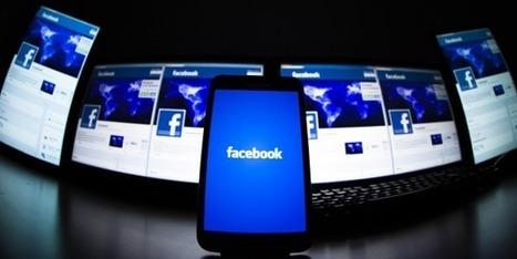 Facebook, cette machine à faire entrer de la publicité, fête ses 10 ans | Webmarketing, Stratégie Internet et Réseaux sociaux | Scoop.it
