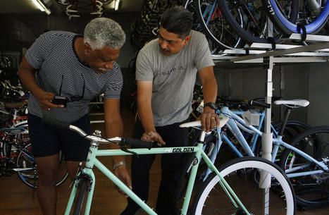 Fixed gear bikes, once a status symbol of cool, are now everywhere | Sustainability Science | Scoop.it