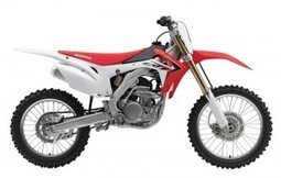 Honda 2014 CRF250R presentation | mxdose.com | Dirt Biking | Scoop.it