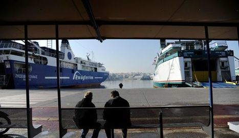 La Grèce est-elle vraiment en train de sortir de la crise? - L'Express | Recherche UT1 | Scoop.it