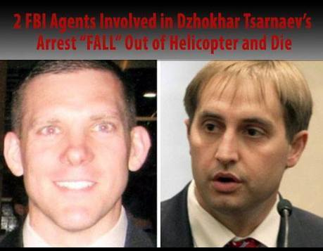 """2 FBI AGENTS INVOLVED IN BOSTON BOMBER Arrest …  """"FALL"""" OUT OF HELICOPTER AND DIE   Restore America   Scoop.it"""