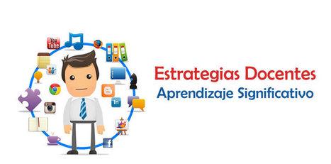 Libro en PDF: Estrategias docentes para el aprendizaje significativo - Convocatorias y becas | Educacion, ecologia y TIC | Scoop.it