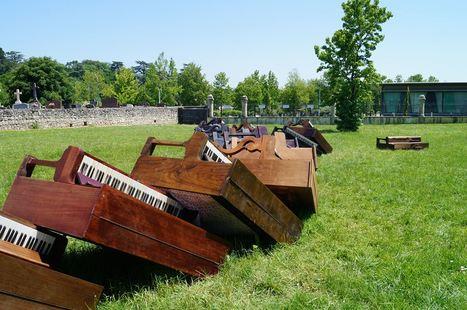"""Rencontres """"Art et paysage"""" - Artigues-près-Bordeaux   DESARTSONNANTS - CRÉATION SONORE ET ENVIRONNEMENT - ENVIRONMENTAL SOUND ART - PAYSAGES ET ECOLOGIE SONORE   Scoop.it"""