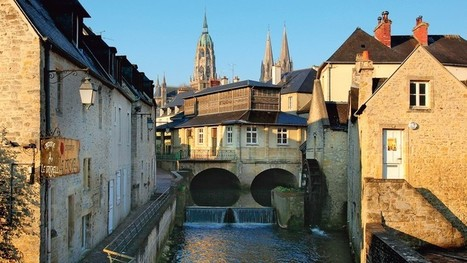 Le doux charme de Bayeux (14)...!!! | tourisme culturel | Scoop.it