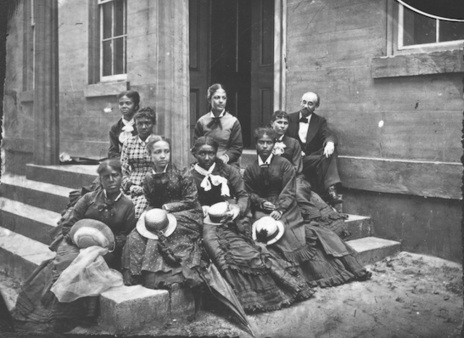 The First Desegregation of the University of South Carolina--October 10th, 1873 | Civil War in South Carolina | Scoop.it