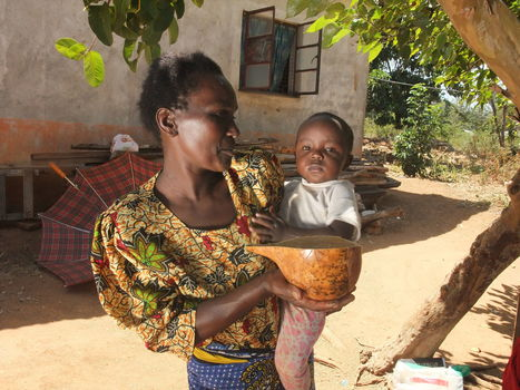 Lancet series reinforces importance of maternal and child nutrition to solve hunger and malnutrition | WASH & Nutrition | Scoop.it