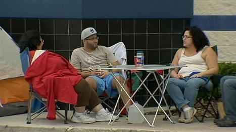 Florida family already camped outside Orlando Best Buy for Black Friday (VIDEO) | The Billy Pulpit | Scoop.it