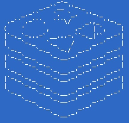 Marcio Puga on Twitter | ASCII Art | Scoop.it