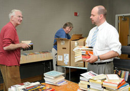 More than 2,000 books to be available at library's sale Saturday | Tennessee Libraries | Scoop.it