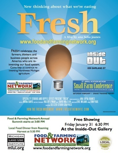 FRESH - The Movie | Local Food Systems | Scoop.it
