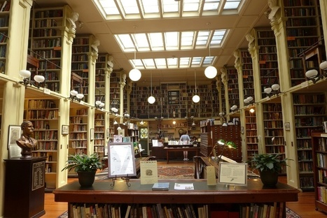 A Providence Library Becomes a Sort of Secular Church | innovative libraries | Scoop.it