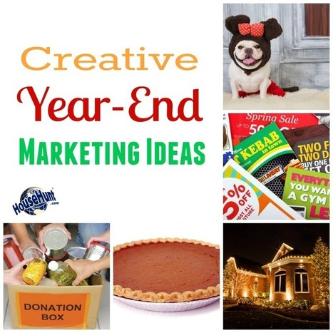 7 Creative Holiday Season Marketing Ideas | Real Estate | Scoop.it