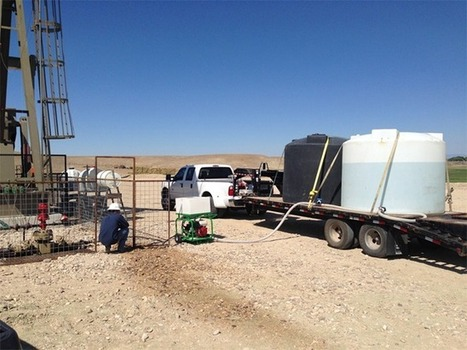 """The """"Hydro"""" In Hydraulic Fracturing - A Closer Look At Frac Water   Surface Solutions Inc.   Scoop.it"""