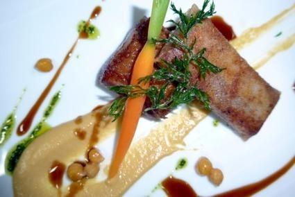 Gastronomie : une décade de conte de fées avec Nicolas Lormeau - Corse-Matin | Gastronomie Française 2.0 | Scoop.it