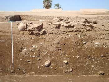 Le Nil ne s'est pas toujours écoulé au pied des temples égyptiens de Karnak | Aux origines | Scoop.it