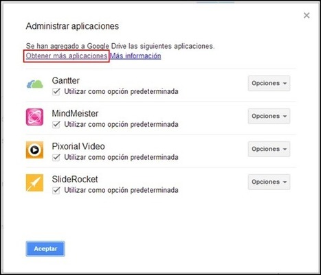 Aplicaciones para Google Drive. | Homo - Digital | Universidad 3.0 | Scoop.it