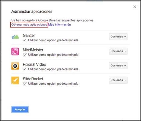 Aplicaciones para Google Drive. | Homo - Digital | Universidad 3.0 | Scoop.it