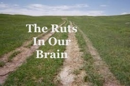 Ruts In Our Brain. Overcoming Bad Habits And Addictions | Lead With Giants Scoops | Scoop.it