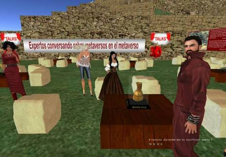 EFL Professor in SL: Is a Metaverse a Video Game? | Mundos Virtuales, Educacion Conectada y Aprendizaje de Lenguas | Scoop.it