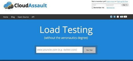 Cloud Assault - for testing solutions for your APIs, websites, and infrastructure. | KgTechnology | Scoop.it