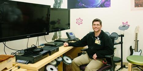 A dream job: Using digital technology to support healing | metaverse musings | Scoop.it