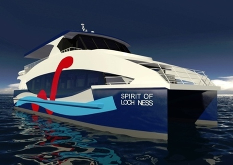 Australian-designed super yacht to join hunt for Nessie | My Scotland | Scoop.it