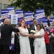 Same-sex marriage rally to be held - Fife Today | Marriage Equality in Scotland | Scoop.it