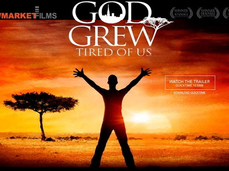 God Grew Tired of Us | Geog-on Golland | Scoop.it