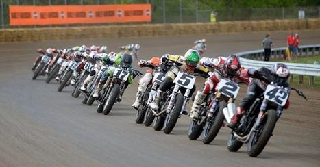 Before you know it, we'll be back at the Springfield Mile, and Troy Bayliss will... | California Flat Track Association (CFTA) | Scoop.it
