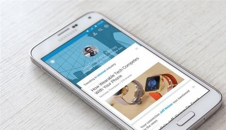 Pulse se renouvelle et se base désormais sur votre réseau LinkedIn - Next INpact | L'omelette du Social Media | Scoop.it