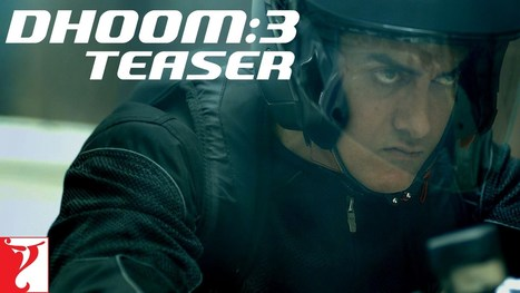 'Dhoom 3′ Trailer Ft. Aamir Khan, Abhishek Bachchan, Katrina Kaif & Uday Chopra | Bollywood | Scoop.it