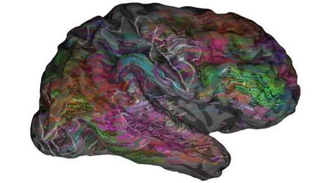 Brain's 'atlas' of words revealed - BBC News | cognition | Scoop.it