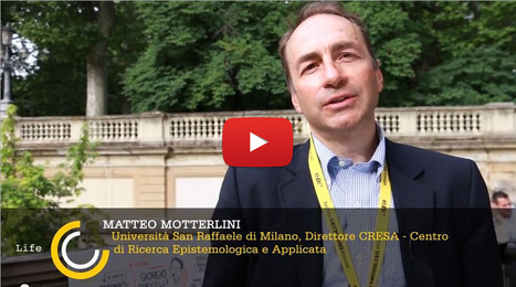 Matteo Motterlini, speaker life a #bDf14 - Better Decisions Forum | Bounded Rationality and Beyond | Scoop.it