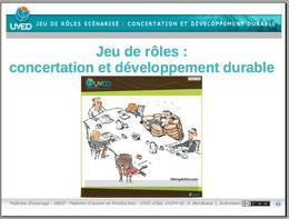 Concertation et Développement durable, jeu de rôles > Produits | Formation et culture numérique - Thot Cursus | Ressources pédagogiques en ligne | Scoop.it