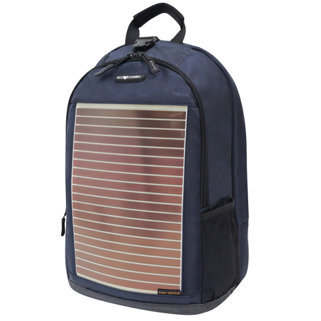 Backpack With Solar Charger - Charge your Tablet on the go! | IdealandiaFuturity | Scoop.it
