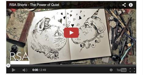 The Power of Introverts, Animated | Adult Learning and Development | Scoop.it