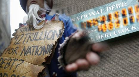 Les États-Unis désirent ardemment une guerre pour sauver leur économie de la dette - News360x | Communiqu'Ethique fait sa revue de presse : (infos du monde capitaliste)) | Scoop.it