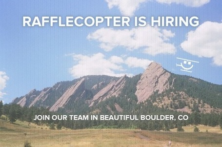 Rafflecopter is Hiring (& Meet Our Newest Team Member!) | Community Managers | Scoop.it
