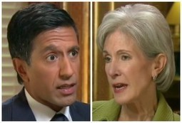 CNN's Gupta Grills Sebelius Over Obamacare, Site Glitches, and Whether She'll Resign | Restore America | Scoop.it
