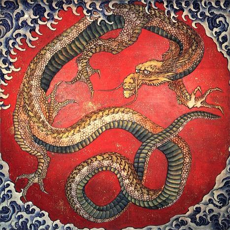 Japanese Mythology | Mitologia | Scoop.it