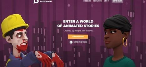 plotagon, para crear historias 3D personalizadas   Mundo Coworking   Scoop.it