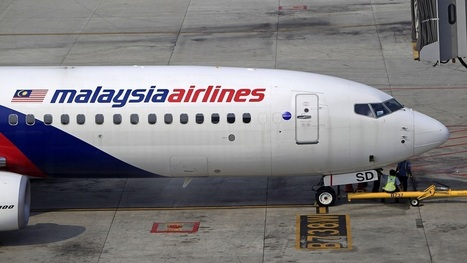 Boeing Stock Falling As Malaysia Airlines Mystery Continues - Forbes | Airplane lost | Scoop.it
