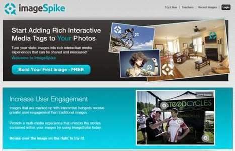 Imagespike hace que tus imágenes hablen : Recursos Gratis En Internet | Edu-Recursos 2.0 | Scoop.it