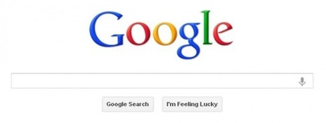 Why Google is the biggest social network: a useless homepage | The Technology Chronicles | an SFGate.com blog | Google+1 | Scoop.it