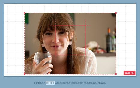 Resizing and Cropping Images with Canvas | Codrops | HTML5, CSS3 & another crazyness | Scoop.it