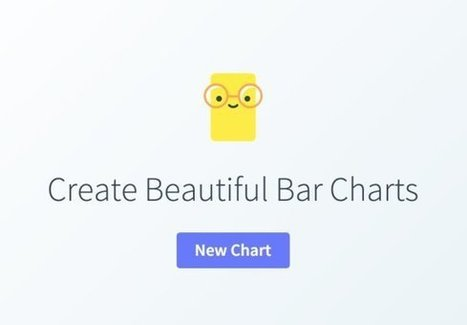 Chartico. Créer de magnifiques diagrammes à barres – Les Outils Tice   La boîte à OuTICE   Scoop.it