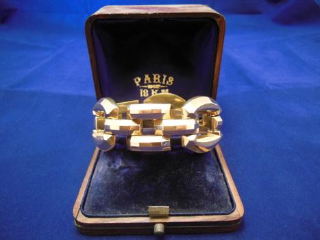 BRACCIALE BOLLO FASCIO   Old Jewellry   Scoop.it