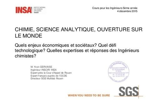 le Cours-Conference fait A l'INSA le 4/12 vu plus de 32 000 fois ! le Telecharger --   Expertscience   Scoop.it