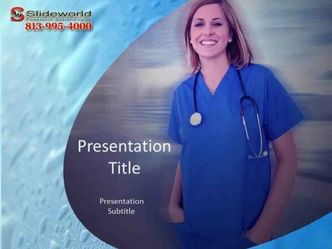 Get The Best Nurse Opportunities PowerPoint Template And Themes | Personality Development PPT | Scoop.it