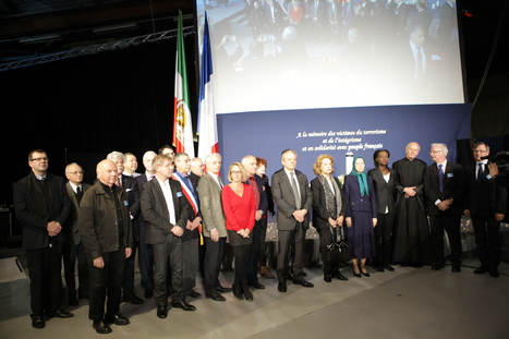 Maryam Rajavi: Terrorist attacks in Paris fundamentally incongruent with Islam | Iran News Update: News from Inside Iran | Scoop.it